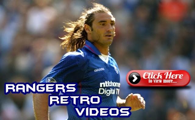 Rangers Retro Videos