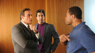 John Travolta, David Schwimmer, and Cuba Gooding, Jr. in 'The People Vs. O.J. Simpson'