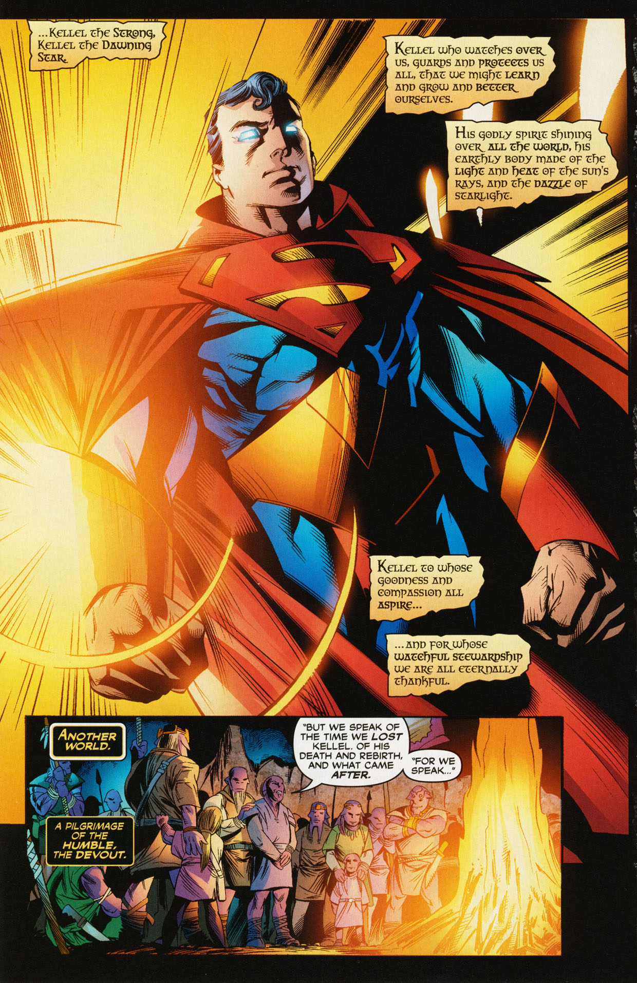 Read online Trinity (2008) comic -  Issue #34 - 7