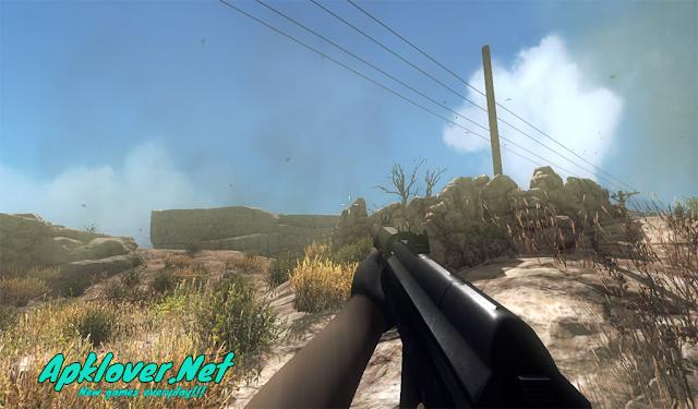 Desert Storm MOD APK unlimited ammo