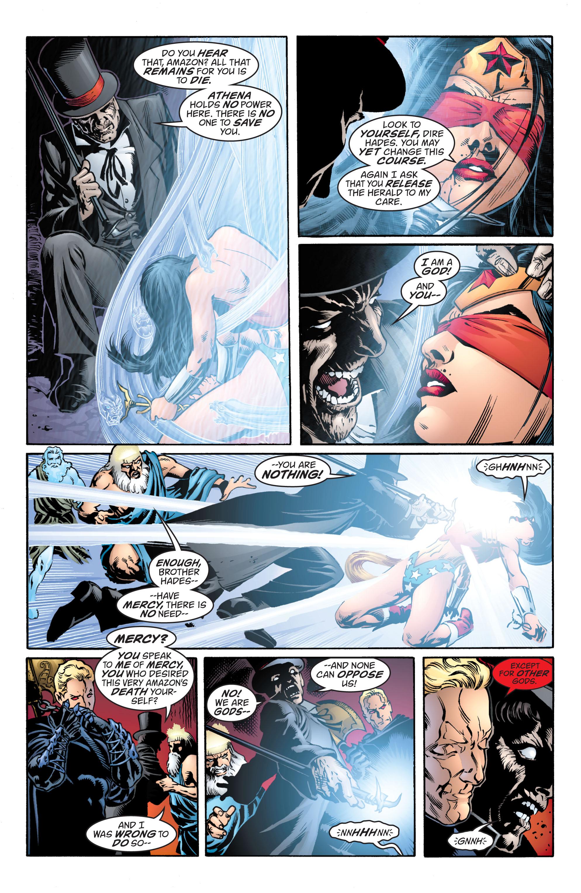 Read online Wonder Woman (1987) comic -  Issue #217 - 11