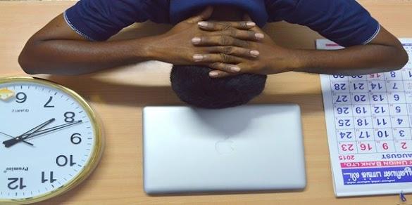 Cara Menghilangkan Stres Karena Masalah Pekerjaan Di Tempat Kerja Dengan Cepat