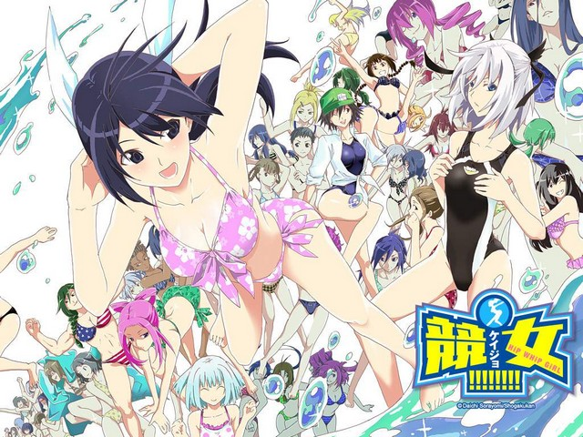 Keijo!!!!!!!! fall 2016 anime