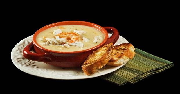 Shrimp And Crab Chowder Recipe