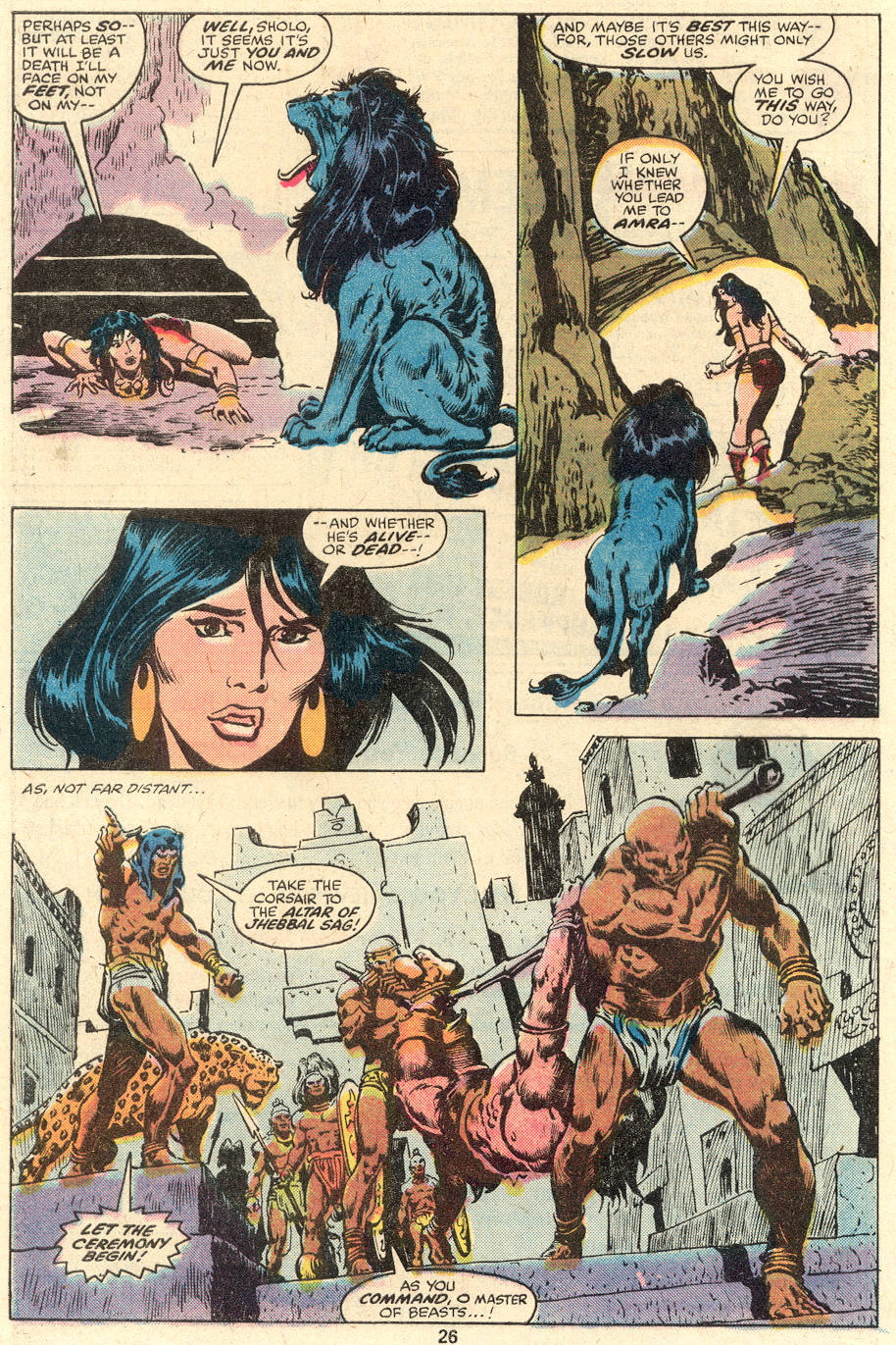 Conan the Barbarian (1970) Issue #96 #108 - English 15