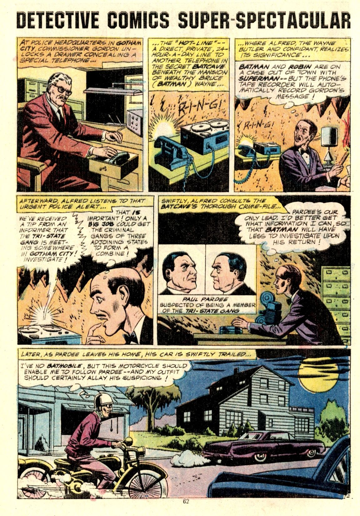 Detective Comics (1937) 438 Page 62