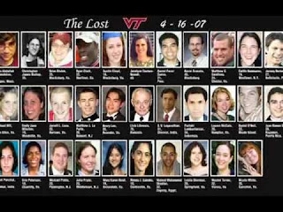 Photos des victimes de Virginia Tech