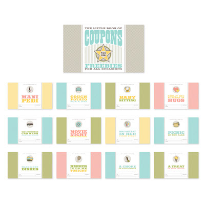 Homemade Coupon Book Template personal coupon template coupon – Coupon Book Template