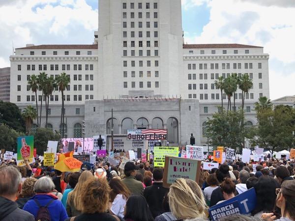 March For Our Lives LA