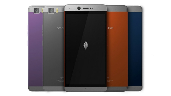 Smartron t.phone comes in four color variants