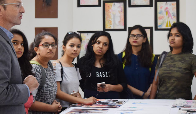 LISAA School of Design celebrated its 5th anniversary with Open House event