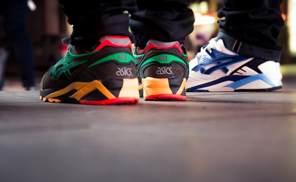 """PACKER SHOES x ASICS GEL KAYANO TRAINER """"ALL ROADS LEAD TO"""