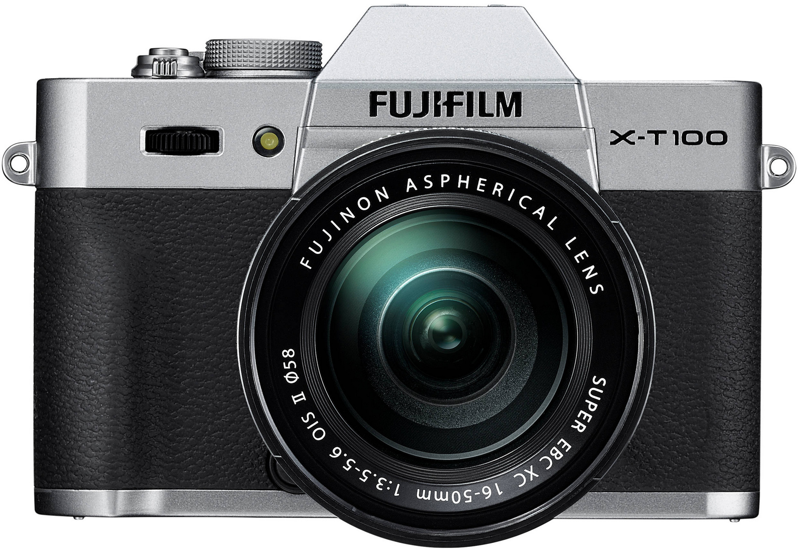 Возможный внешний вид Fujifilm X-T100