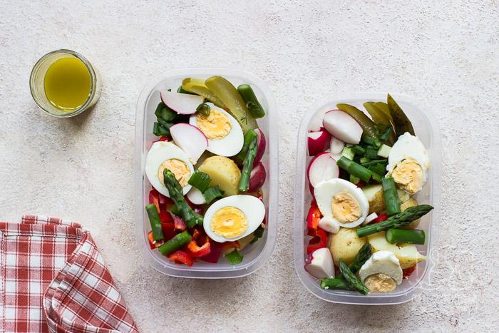 Proste obiady na 7 dni #3 - Majowe lunche do pracy (PDF do pobrania)