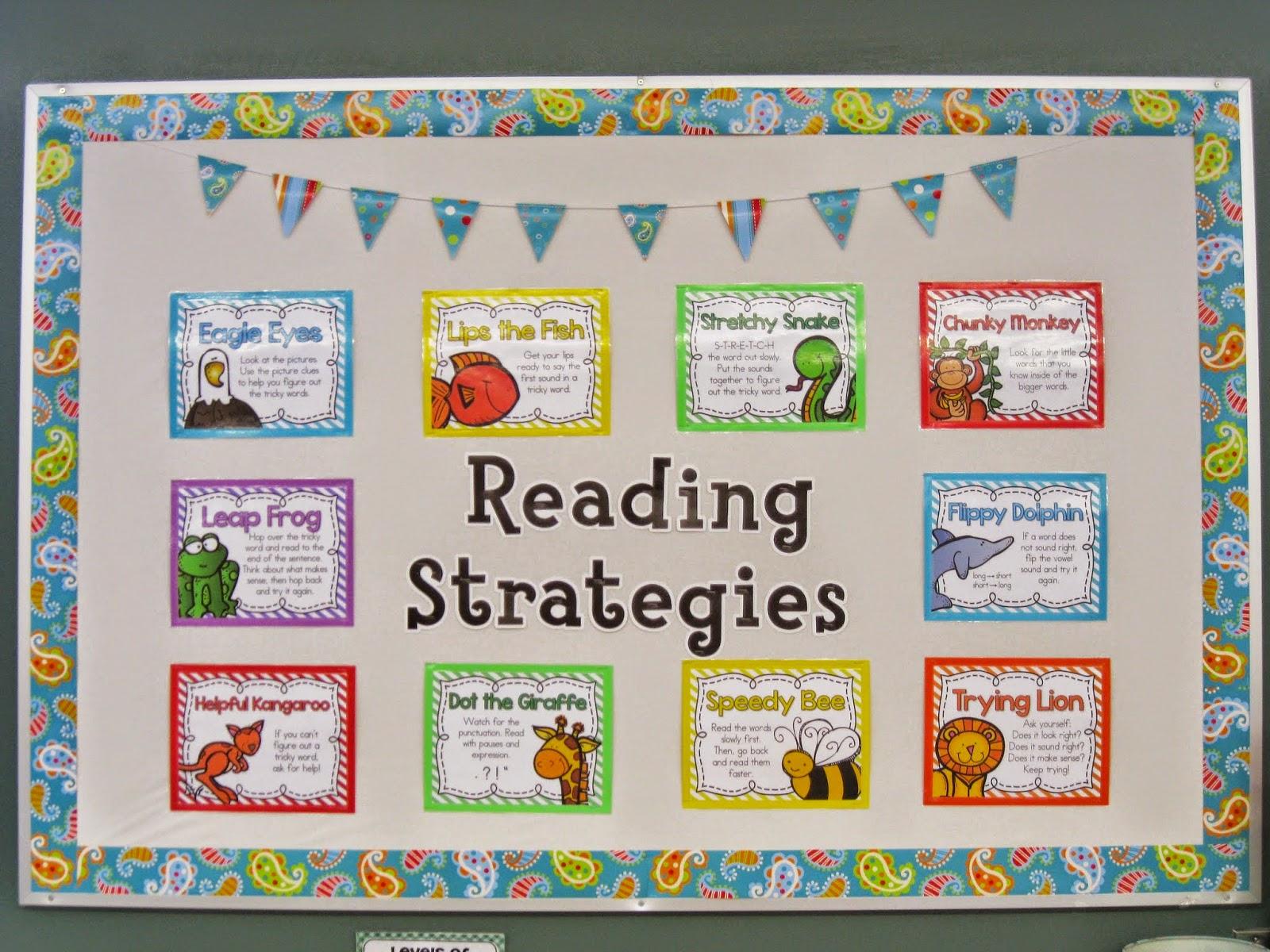 Ship Shape Elementary Animal Reading Strategies