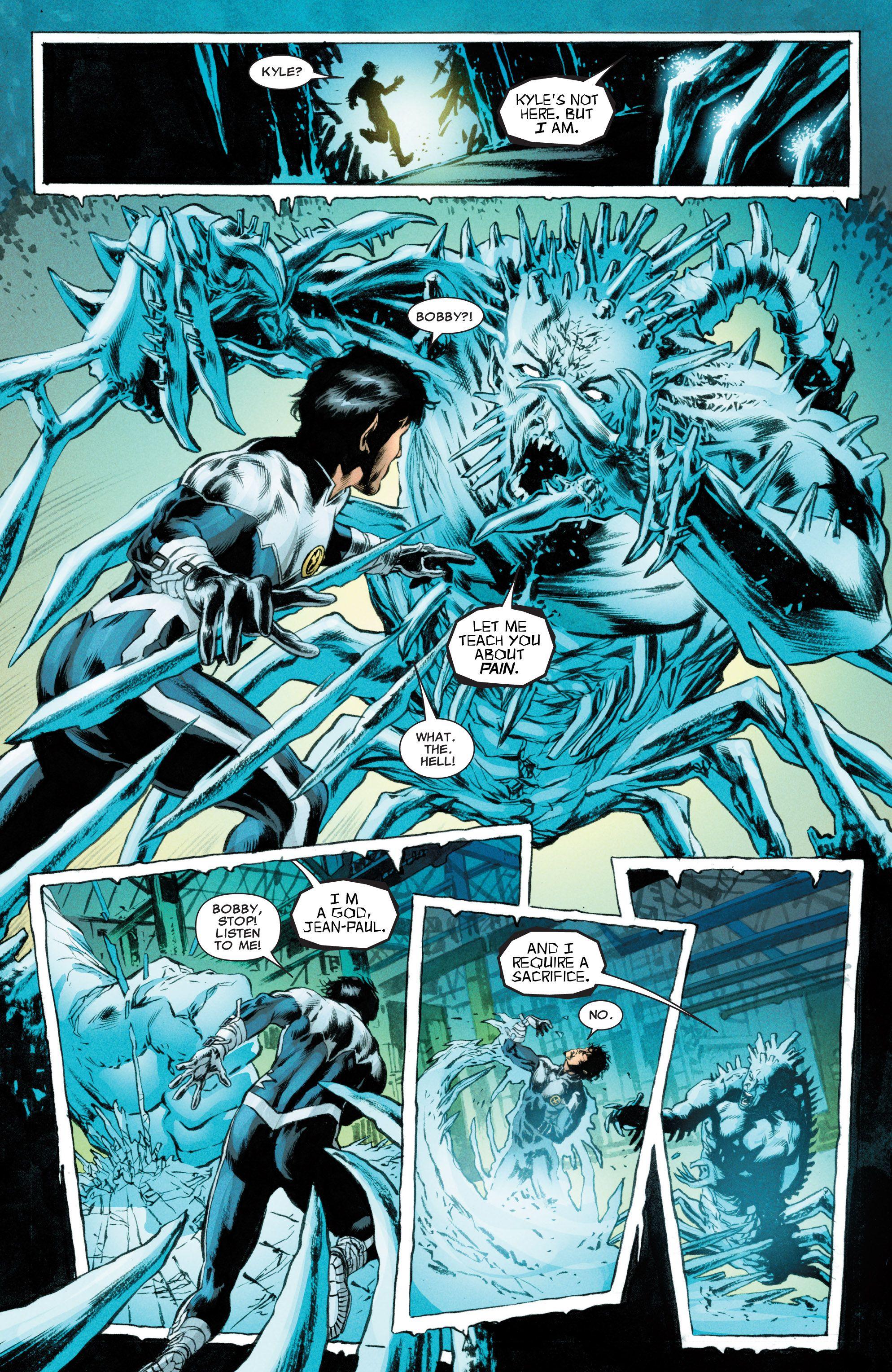 Read online Astonishing X-Men (2004) comic -  Issue #50 - 20