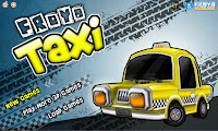 لعبة التاكسي المجنون