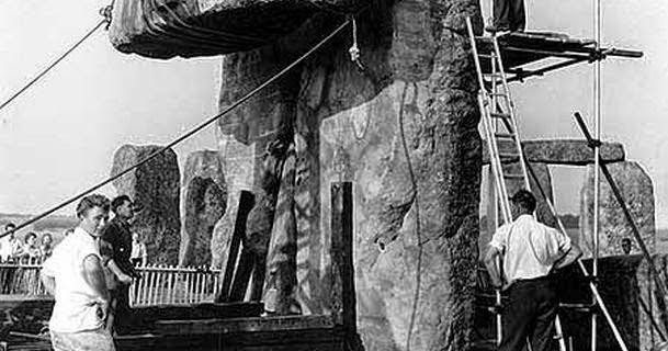 Misteri Stonehenge Ternyata Dibangun Tahun 1954 ...