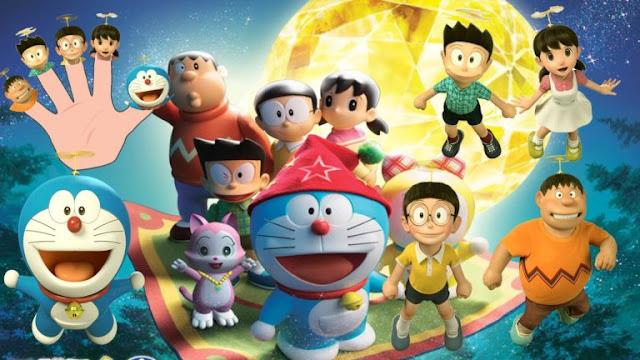 World Famous Cartoon Doraemon 3D Desktop HD Wallpapers