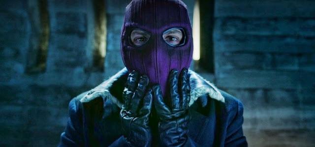 Daniel Bruhl comenta sobre a máscara de Zemo em 'Falcão e O Soldado Invernal'