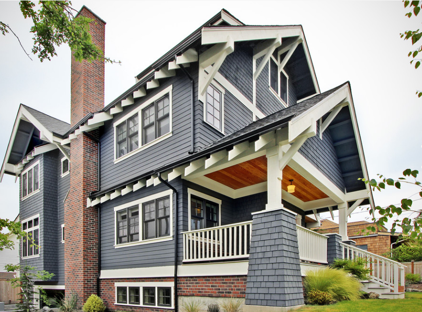 Top 15 roof types and their pros and cons bahay ofw for Cedar shake siding pros and cons