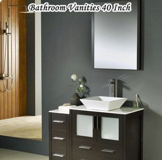 Bathroom Vanities 40 inch