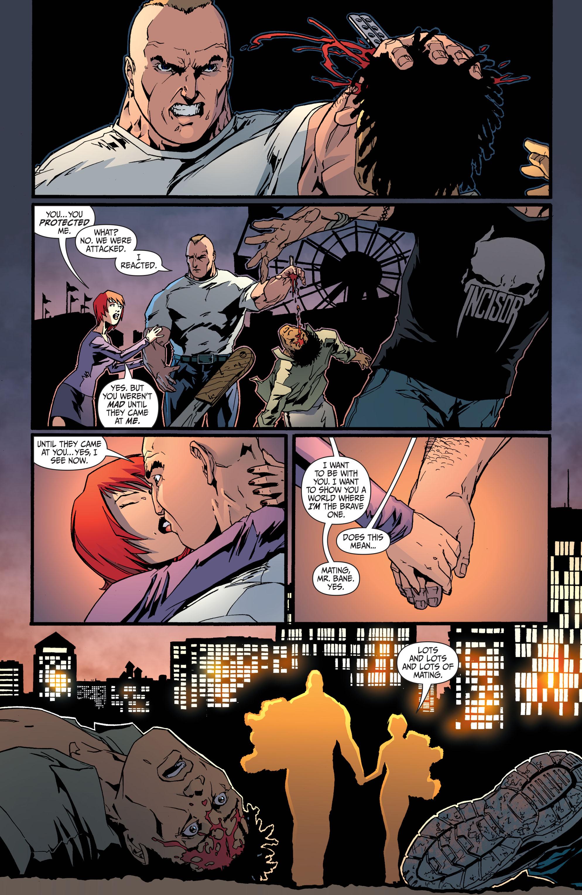 Read online Secret Six (2008) comic -  Issue #34 - 20