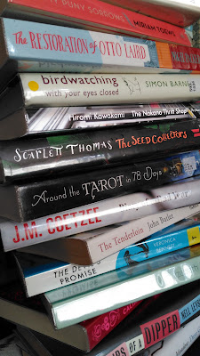 Books borrowed from Temple Cowley library