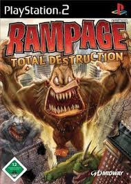 Free Download Games rampage total destruction PCSX2 ISO Untuk Komputer Full Version With APK ZGASPC