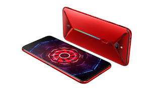 مواصفات و سعر هاتف الألعاب الجديد Red Magic 3 من الشركة  الرائدة Nubia
