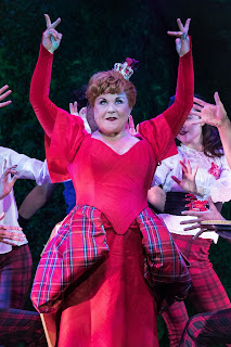 Wendi Peters as the Queen of Hearts