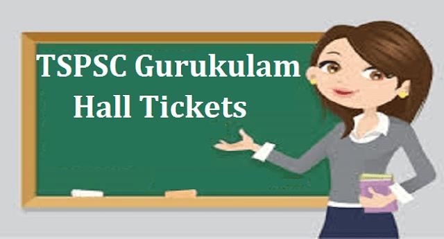 TSPSC, TS State, TS Hall Tickets, TS Gurukulam, TS Recruitment, Preliminary Exam, Hall Tickets