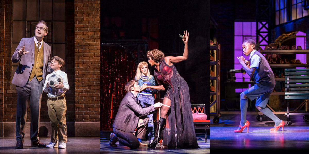 kinky boots the musical official uk website autos post