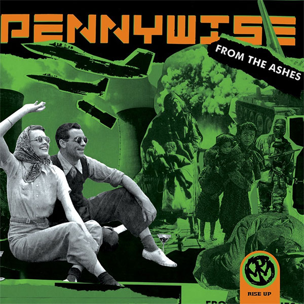 """From The Ashes"" by Pennywise has turned 17 years old today"