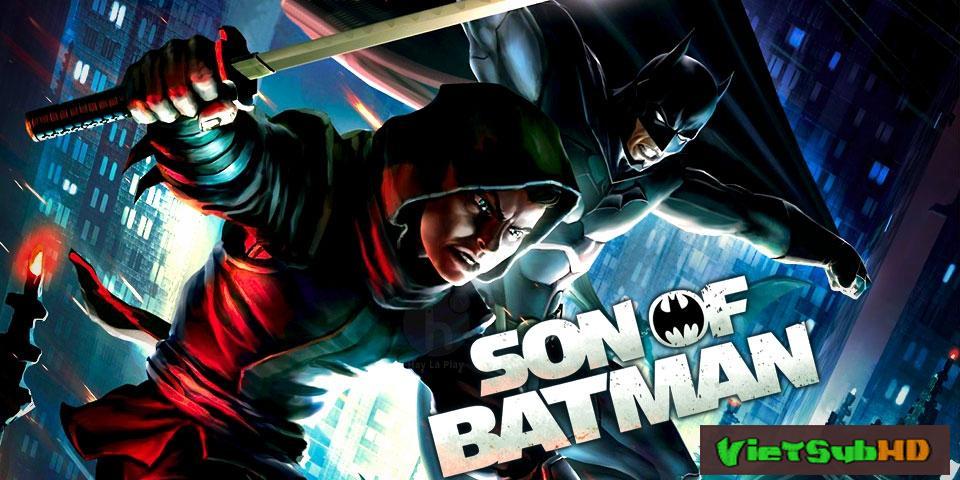 Phim Con trai của người dơi VietSub HD | Son Of Batman 2014