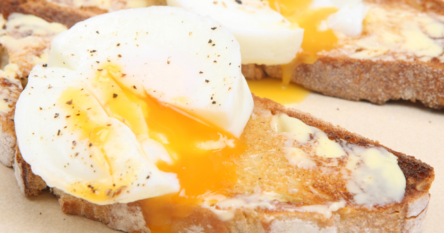 Eggs Help Loads in Weight Loss
