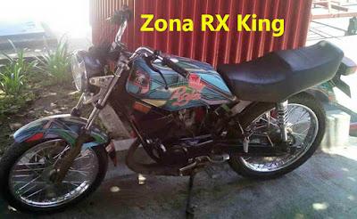 Cara Geser Pengapian RX King Secara Manual