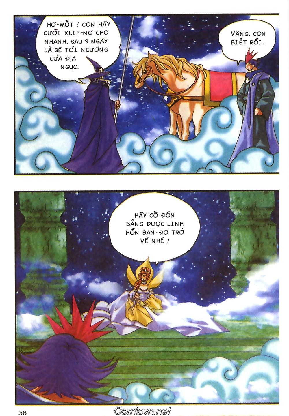 Thần thoại Bắc Âu - Chapter 44: Cái chết của Thần Quang Minh - Pic 39