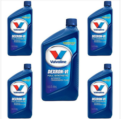 Valvoline Car Fluid: Dextron-Six Automatic Vehicle Transmission Oil