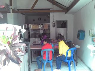 Warung Bu Kus, Sawojajar XI, Malang
