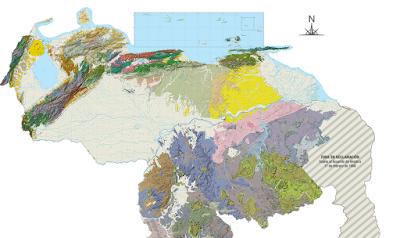 Venezuela, Geología