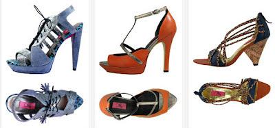 Sandalias originales varios modelos