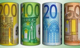 Αυτά είναι τα νέα χαρτονομίσματα των 100 και 200 ευρώ - Πότε κυκλοφορούν - ΕΙΚΟΝΕΣ