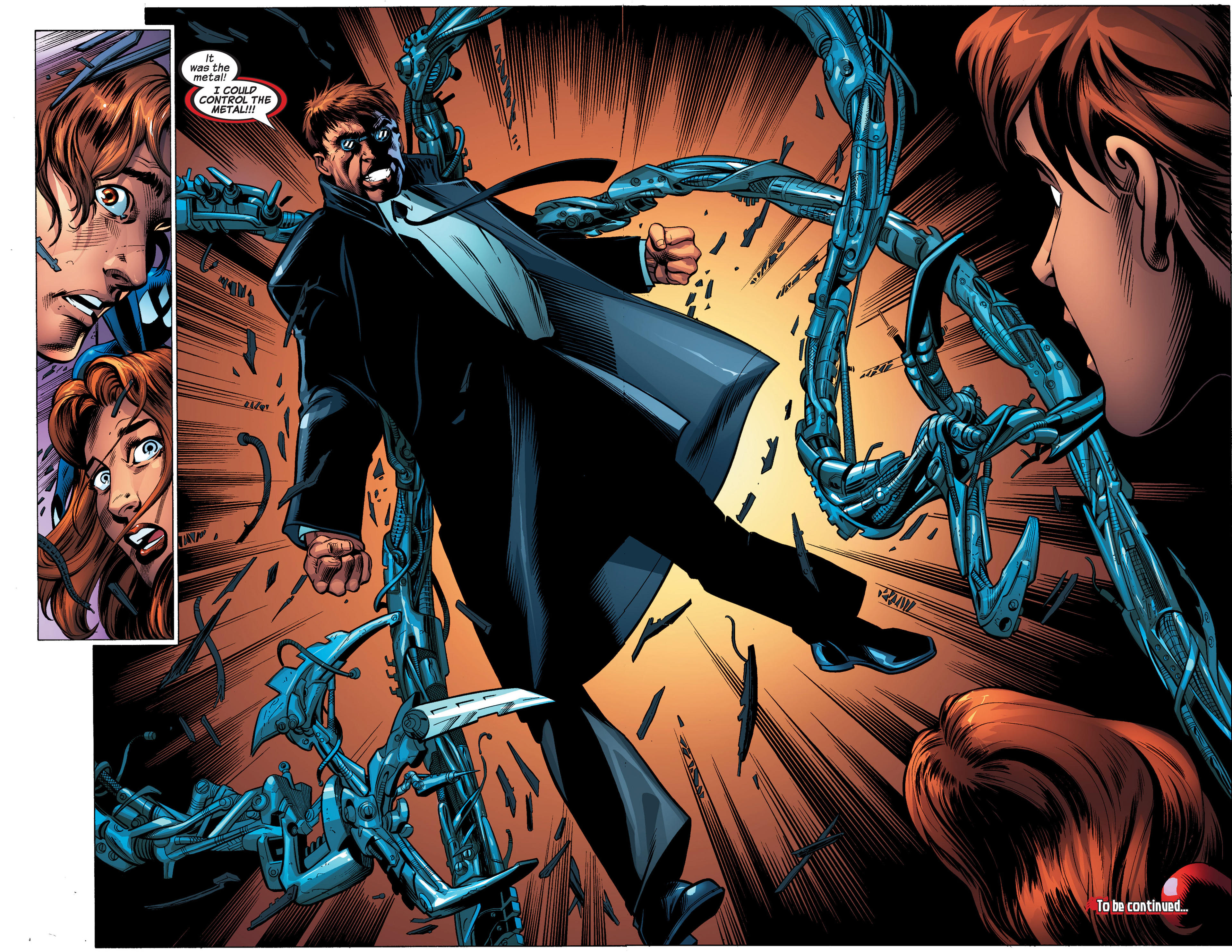 Read online Ultimate Spider-Man (2000) comic -  Issue #103 - 20