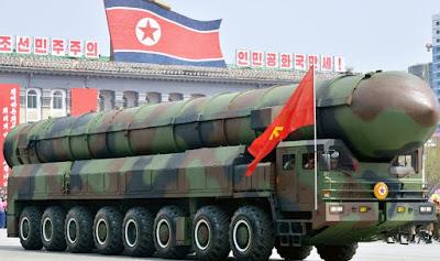 fakta-unik, korea-utara, senjata-nuklir