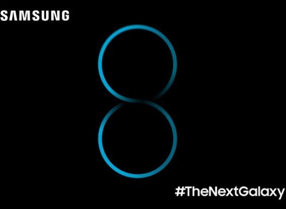 Samsung Galaxy S8 info