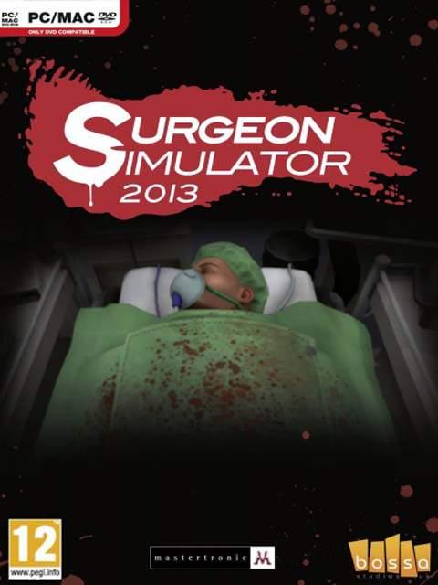 تحميل لعبة Surgeon Simulator مضغوطة برابط واحد مباشر كاملة مجانا