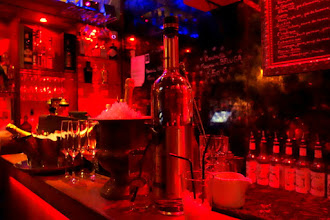 Nightlife : L'Orphée Privé, bar de nuit musical - 7 rue Fontaine - Paris 9