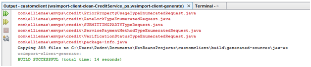 Wsimport Example With Local Wsdl File