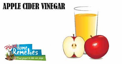 Home Remedies For Ear Infections: Apple Cider Vinegar